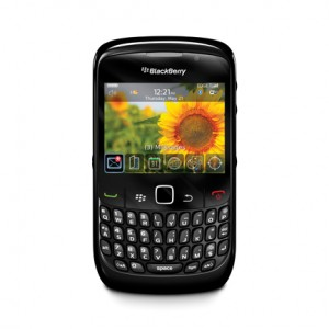 RIM-BlackBerry Curve 8520-Front
