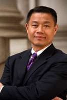 New York City Comptroller John Liu