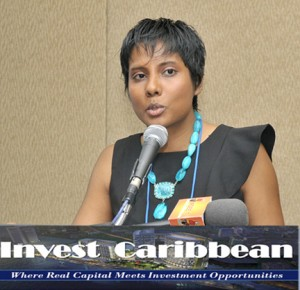 Hard Beat CEO and Invest Caribbean Founder, Felicia Persaud