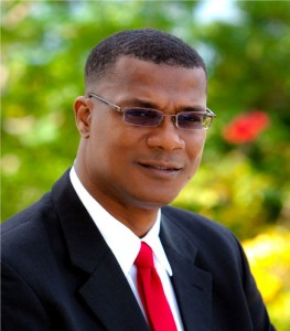 Turks & Caicos Premier, Hon. Dr. Rufus Ewing.