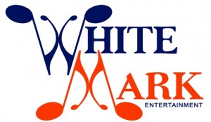 white-mark stacked logo