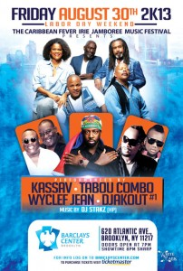 Caribbean Fever Irie Jamboree Music Festival International Night