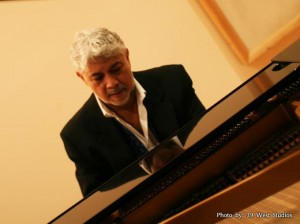 Jazz Great Monty Alexander.