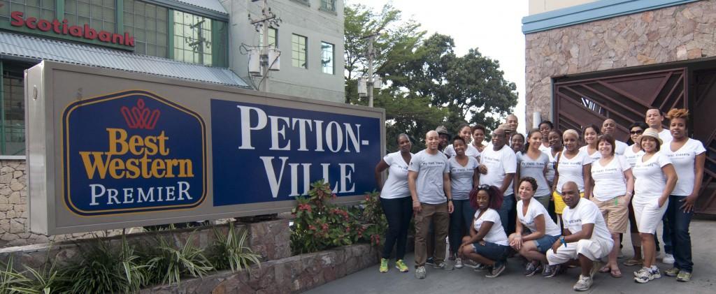 Impact Week Haiti 2014 tour in Port-au-Prince, presented My Haiti Travels