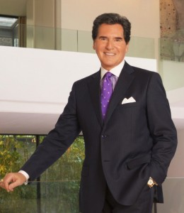 Emmy award-winning TV anchor, Ernie Anastos.