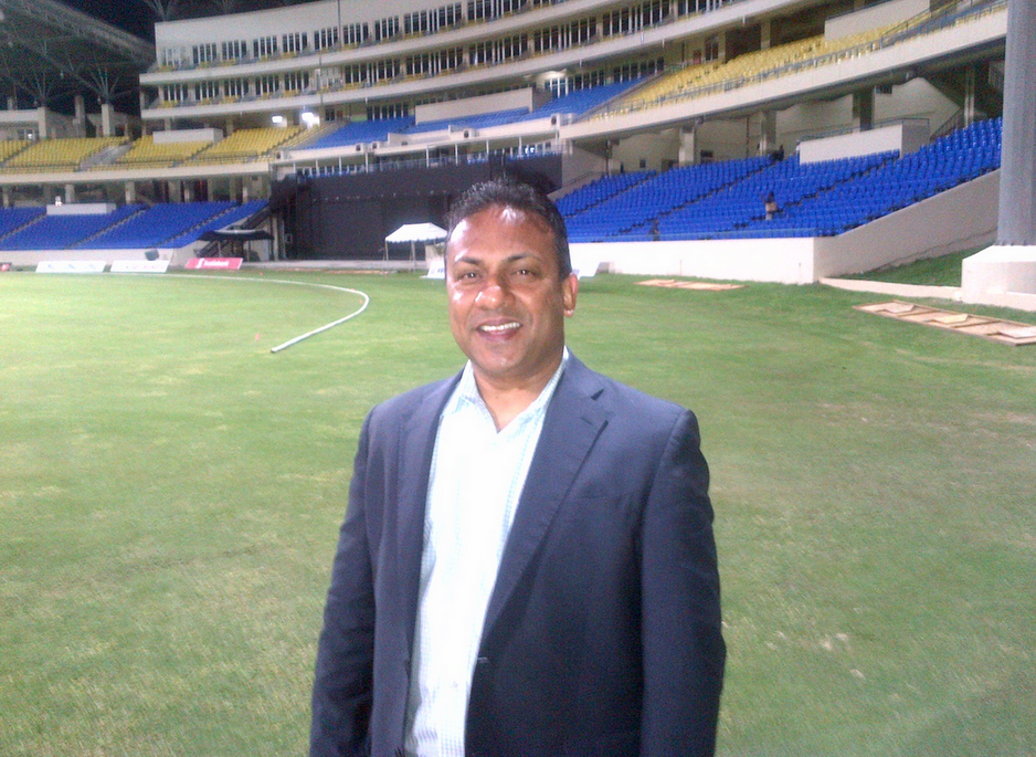 Mr. Roy Singh, founder, chairman and CEO of the Canadian Premier League T20, LP
