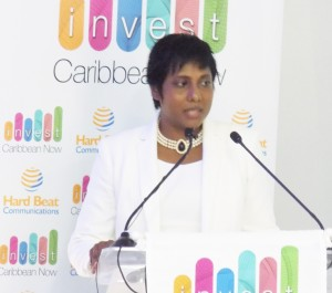 Felicia J. Persaud, ICN's founder and CEO.