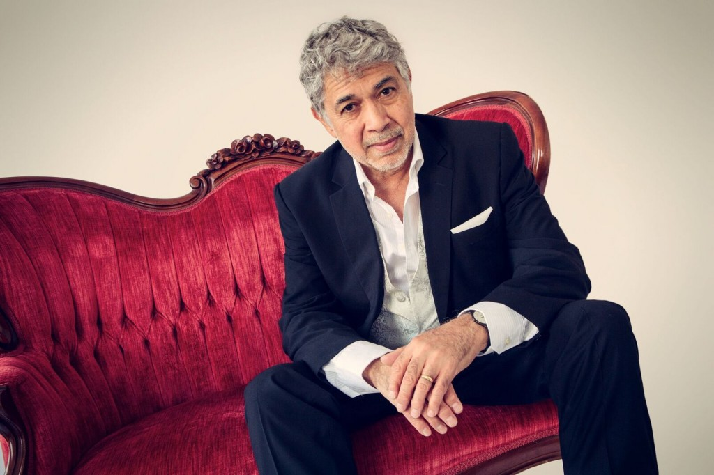 Grammy Nominated Legendary Jamaican Jazz Great Monty Alexander.
