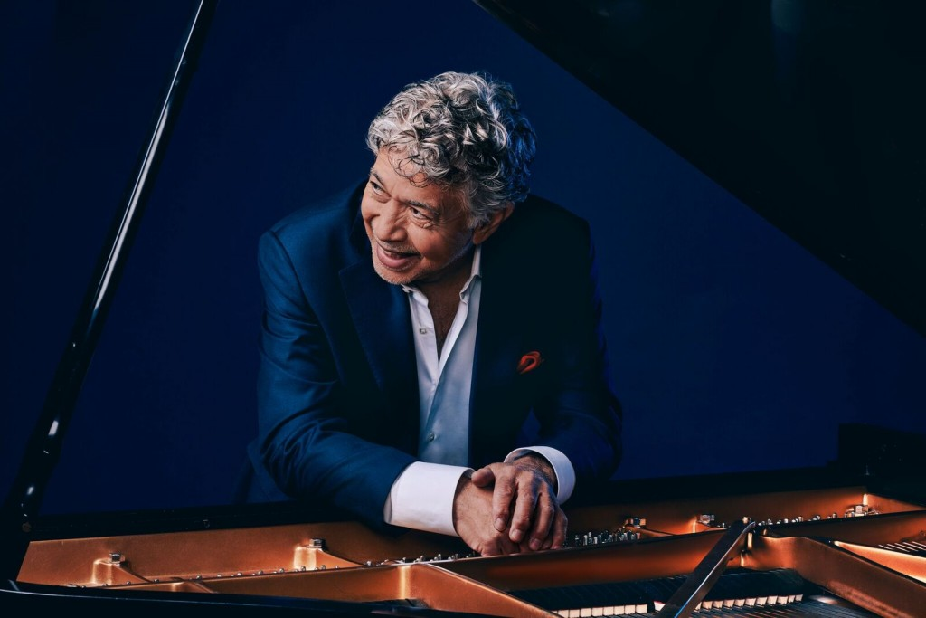 Award-winning Jamaican Jazz Maestro Monty Alexander  (PHOTO CREDIT: Joe Martinez/Jazz at Lincoln Center)